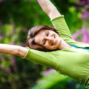 Yoga für Gesundheit und Lebensfreude im Alltag
